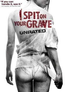 Couverture de I Spit on Your Grave