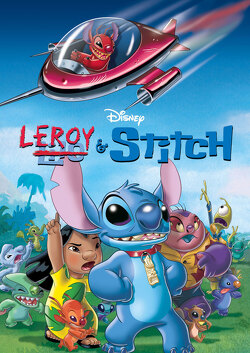 Couverture de Leroy & Stitch