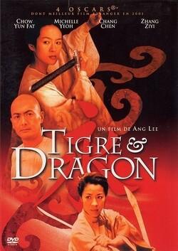 Couverture de Tigre et dragon