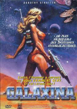 Couverture de Galaxina