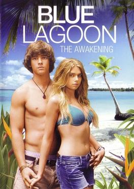 Couverture du livre : Les naufragés du lagon bleu