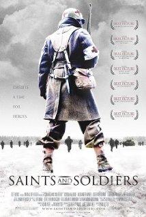 Couverture de Saints and soldiers
