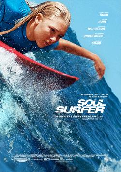 Couverture de Soul surfer