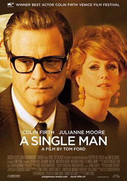 Couverture de A single man