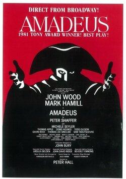 Couverture de Amadeus
