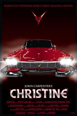 Couverture de Christine