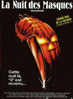 Couverture de Halloween : La Nuit des masques