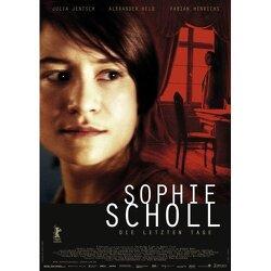 Couverture de Sophie Scholl - les derniers jours