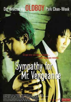 Couverture de Sympathy for Mr. Vengeance
