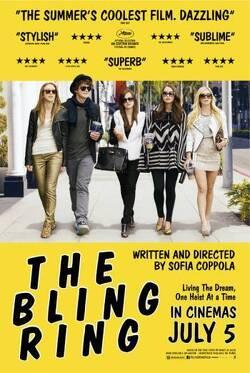 Couverture de The bling ring