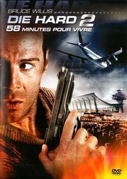 Couverture de Die Hard, Épisode 2: 58 minutes pour vivre
