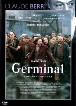 Couverture de Germinal