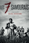 couverture Les sept samouraïs
