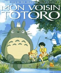 Couverture de Mon voisin Totoro