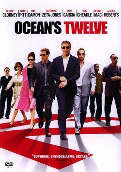 Couverture de Ocean's Twelve