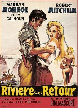 Couverture de Rivière sans retour