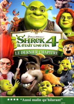 Couverture de Shrek, Épisode 4 : Il était une fin