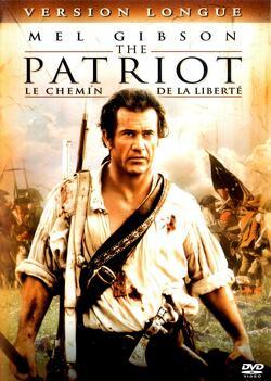 Couverture de The patriot, le chemin de la liberté