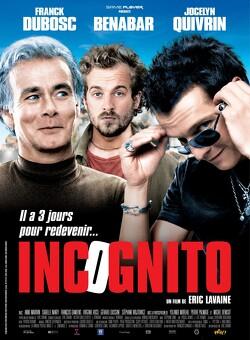 Couverture de Incognito