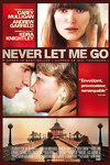 couverture Never let me go