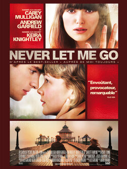 Couverture de Never let me go