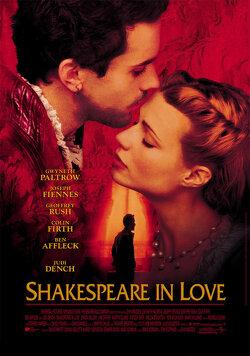 Couverture de Shakespeare in love