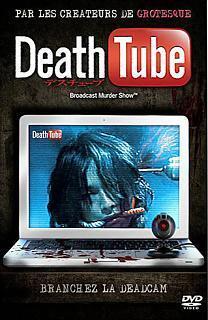 Couverture de Death tube