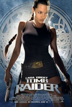 Couverture de Lara Croft : Tomb Raider