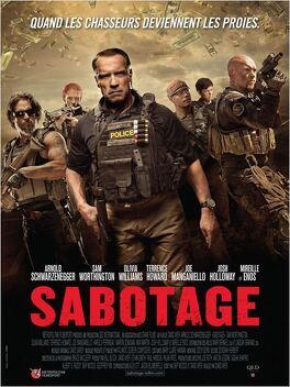 Couverture du livre : Sabotage