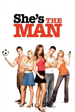 Couverture de She's the Man