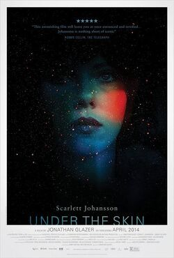 Couverture de Under the Skin