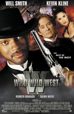 Couverture de Wild Wild West