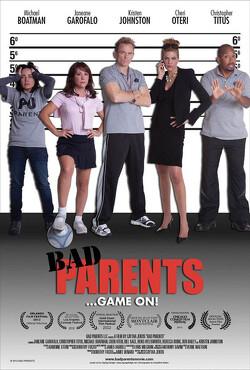 Couverture de Bad parents (méchants parents)