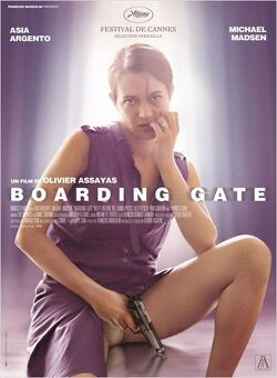 Couverture de Boarding Gate