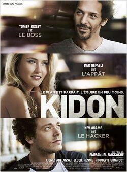 Couverture de Kidon