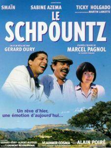 Couverture de Le Schpountz