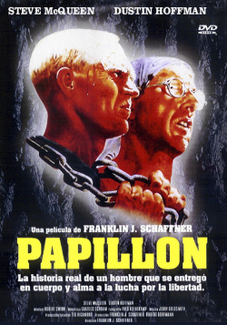 Couverture de Papillon