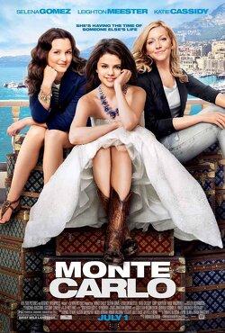 Couverture de Des vacances de Princesse : Bienvenue à Monte-Carlo