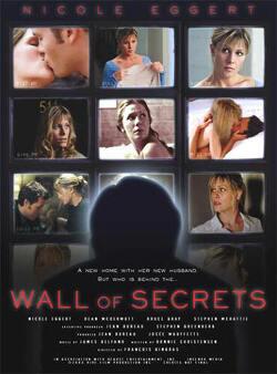 Couverture de Le mur du secret