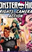 Monster High : frissons, caméra, action
