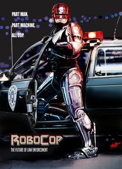 Couverture de RoboCop