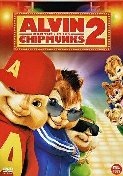 Couverture de Alvin et les Chipmunks 2