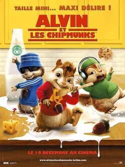 Couverture de Alvin et les Chipmunks