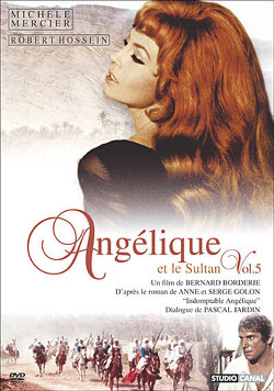 Couverture de Angélique 5 : Angélique et le Sultan