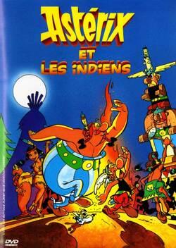 Couverture de Astérix et les Indiens