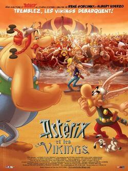 Couverture de Astérix et les Vikings