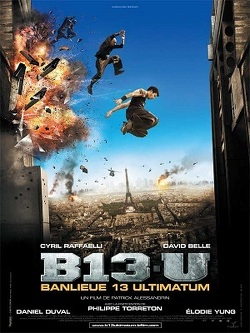 Couverture de Banlieue 13 Ultimatum - B13U