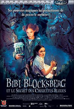 Couverture de Bibi Blocksberg 2 : Le secret des chouettes bleues