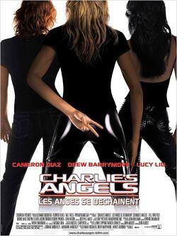 Couverture de Charlie's Angels - les anges se déchaînent