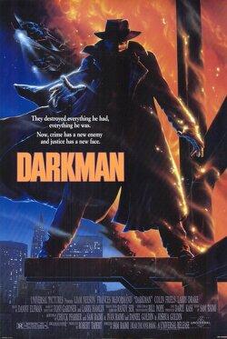 Couverture de Darkman
